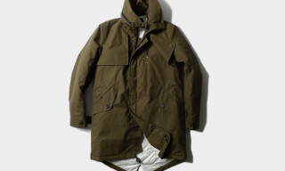 Heritage Research for Wings + Horns Fall/Winter 2011 Jackets