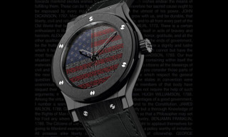 HUBLOT U.S. Liberty Bang Limited Edition Watch