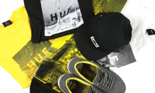 Huf x Cliché Skateboards Fall 2011 Capsule Collection