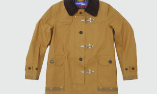 Junya Watanabe Comme des Garcons x Mackintosh Fall/Winter 2011 Jackets