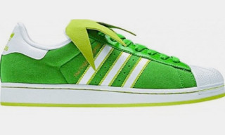 Kermit the Frog x adidas Superstar II