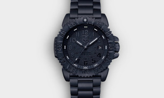 Luminox Steel Colormark 3150 Black/Black