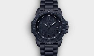 Luminox Steel Colormark 3150 Black/Black