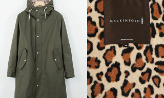 Mackintosh Kerrera Parka 'Nitty Gritty Edition'