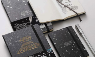 Moleskine x Star Wars Limited Edition Notebook Collection