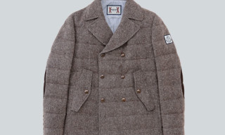 Moncler Gamme Bleu Wool Outerwear Fall/Winter 2011