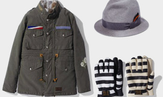 Neighborhood Fall/Winter 2011 'Gimme Shelter' Collection – October Releases