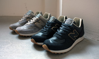 New Balance 574 'The Road To London' Pack – A Detailed Look