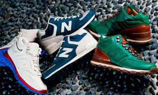 Streething x Leftfoot x New Balance 'APAC Project 2011: H574 Past, Present and Future' Collection
