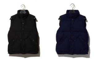 NEXUSVII NEX-WCS LV-3 Windstopper Down Vest