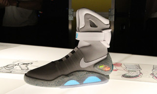 Here it is. The Nike MAG Sneaker (McFly)