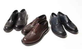 nonnative x Regal Officer Shoes