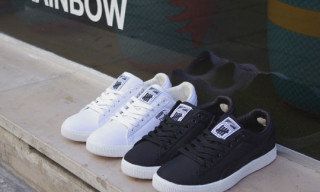 Undefeated x Puma Clyde 'Ripstop' Pack