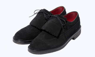 Phenomenon x Regal Tassle Wingtip Brogue
