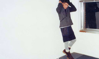 sacai Fall/Winter 2011 Lookbook by honeyee