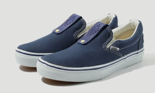 Seventy Four x Vans Slip-On
