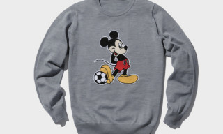 SOPHNET Mickey Mouse/Superman/Batman Knitwear