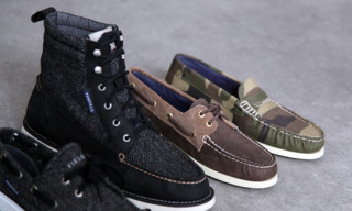 Sperry Top-Sider x Penfield Fall/Winter 2011 Collection