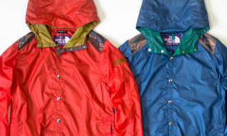The North Face Purple Label Mountain Wind Parka & Vest