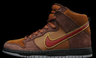 Todd Bratrud x SPoT x Nike SB 'The Cigar' Dunk High Premium