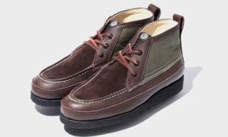 URSUS Bape Mocasine Boots