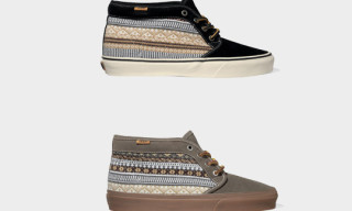 Vans California Chukka Boot 'Nordic' Pack