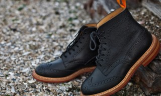 Brooklyn Circus x Tricker's Brogue Boots
