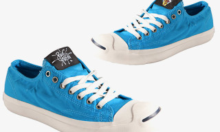 Hurley x Converse Jack Purcell Featuring the Artwork of Rick Griffin
