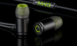 Munitio x Call of Duty MW3 Earphones