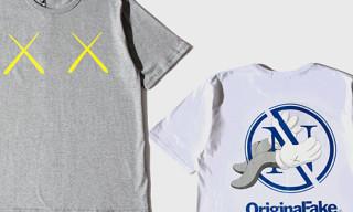 Original Fake x INVINCIBLE T-Shirt