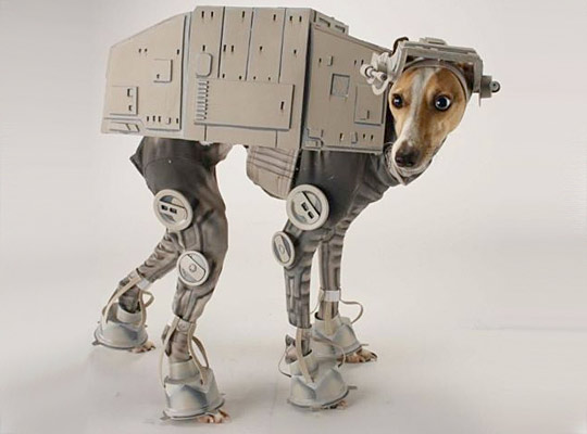 Star Wars At At Dog Costume Highsnobiety