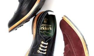The River x Tricker's Brogues