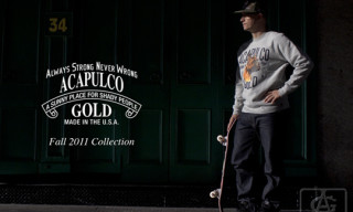 Acapulco Gold Fall 2011 Lookbook