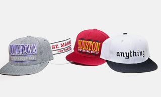 aNYthing x Starter Hats