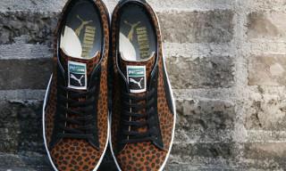 atmos x Puma Clyde 'Leopard'