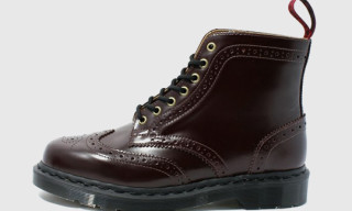 Beams x Dr. Martens 7-Hole Wingtip Boot