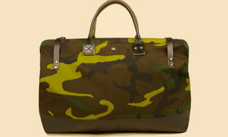 Billykirk Opening Ceremony Exclusive Large Camo Carryall