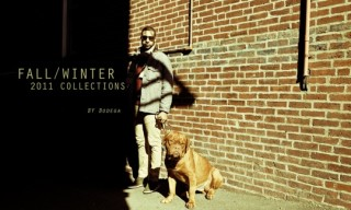 Bodega Fall/Winter 2011 Collections Lookbook