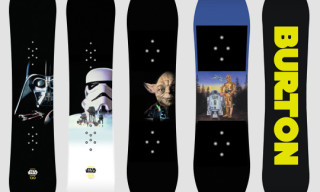 Burton x Star Wars 'Chopper' Snowboard Collection