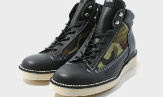 Cause Camo Work Boots