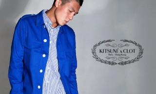 CLOT x Kitsune Capsule Collection
