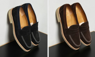 Deluxe x Loake Penny Loafer