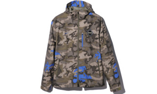 F.C.R.B Camouflage Training Jacket