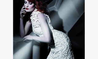 Florence + the Machine 'Shake it Out' Cover Shot by Karl Lagerfeld