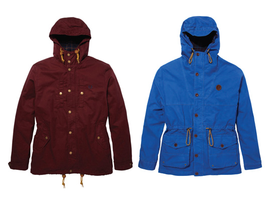 fred perry fall winter 2011 outerwear highsnobiety. Black Bedroom Furniture Sets. Home Design Ideas