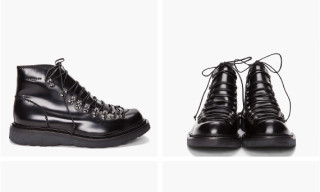 Givenchy Capsule Boots