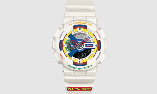 Dee & Ricky x G-Shock GA110DR-1A Watch – White Colorway
