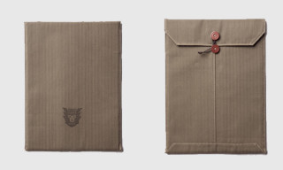 Human Made iPad/Macbook Air Envelope Case