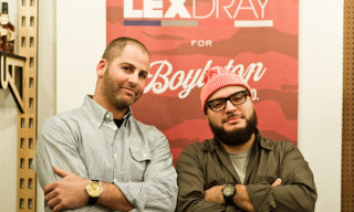 Lexdray x Boylston Trading Co. Collection at Reed Space Annex