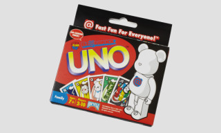 Medicom Toy x UNO 'Bearbrick' Card Game